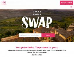 Love Home Swap Promo Codes 2018