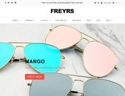 FREYRS Promo Codes 2018
