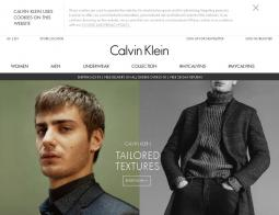 Calvin Klein UK Discount Code 2018