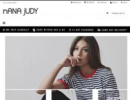 Nana Judy Promo Codes 2018