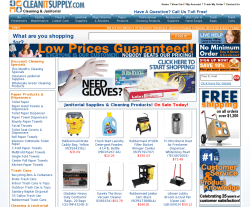 Clean It Supply Coupons 2018
