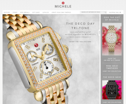 Michele Watches Promo Code 2018
