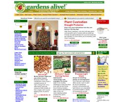 Gardens Alive Coupon 2018
