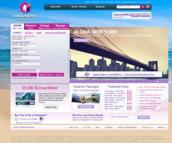 Hawaiian Airlines Promo Codes 2018