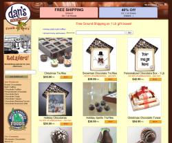 Dan's Chocolates Coupon 2018