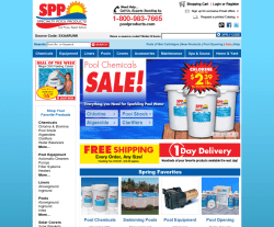 Pool Products Coupon 2018