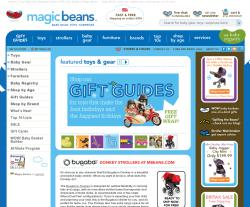 Magic Beans Coupon 2018