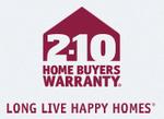 2-10 Home Buyers Warranty Promo Codes & Deals