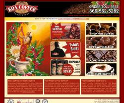 Koa Coffee Coupon 2018
