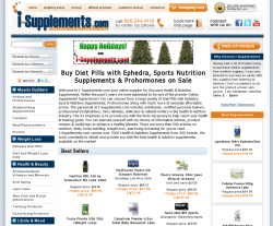 i-Supplements Coupons & Promo Codes 2018