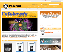 Peachpit Discount Code 2018
