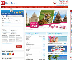 Fare Buzz Coupon 2018