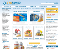 ProHealth Coupon 2018