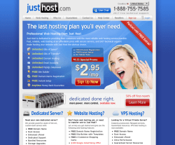 Just Host Coupon 2018