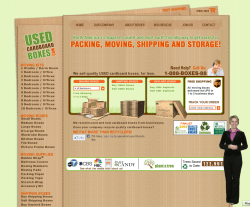 Used Cardboard Boxes Coupon 2018