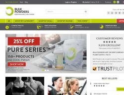 Bulk Powders Discount Codes 2018