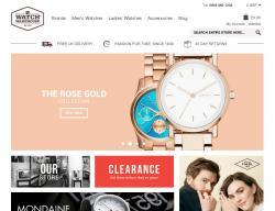 Watch Warehouse UK Discount Code 2018