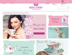 Royal Albert UK Discount Code 2018