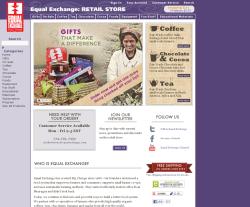 Equal Exchange Coupon 2018
