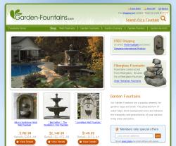 Garden Fountains Coupons 2018