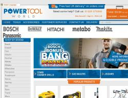 Powertoolworld Discount Codes 2018