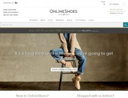 Onlineshoes Promo Codes 2018