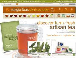 Adagio Teas UK Discount Code 2018
