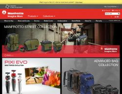Manfrotto UK Discount Code 2018