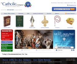 The Catholic Company Promo Codes 2018