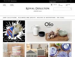 Royal Doulton UK Discount Code 2018