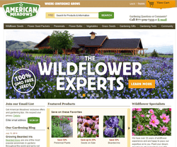 American Meadows Promo Codes 2018