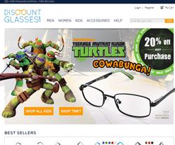 DiscountGlasses Promo Codes 2018
