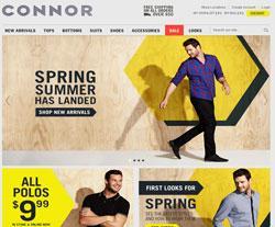 Connor Coupon & Promo Code 2018