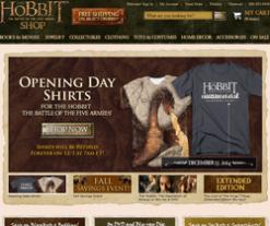The Hobbit Shop Coupon 2018