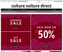 Culture Vulture Discount Code 2018