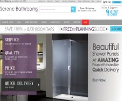 Serene Bathrooms Discount Code 2018