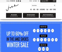 Jake Shoes Discount Code 2018