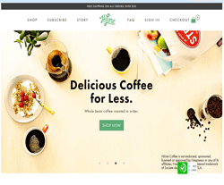 HiLine Coffee Coupons 2018