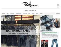 Ron Herman Coupon 2018