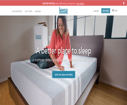 Leesa Sleep Promo Codes 2018