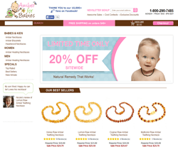 Amber For Babies Promo Code 2018
