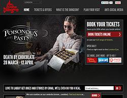 London Dungeon Coupon 2018
