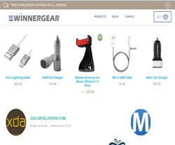 WinnerGear Coupon 2018