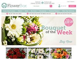 The Flower Box Discount Code 2018