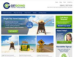Get Going Travel Insurance Discount Code 2018