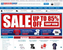 UK Soccer Shop Coupon & Promo Code 2018