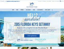 Southern Tide Promo Codes 2018