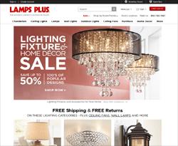 Lamps Plus Promo Codes 2018