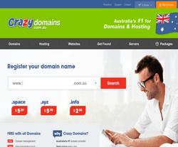 Crazy Domains Promo Codes 2018