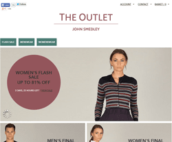 John Smedley Outlet Coupons 2018